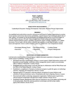 Fillable Online gov/ses/recruitment/ecq Fax Email Print - PDFfiller
