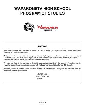 Wapakoneta City Schools Board Minutes