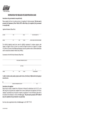 Dl 937 Ca Id - Fill Online, Printable, Fillable, Blank | PDFfiller