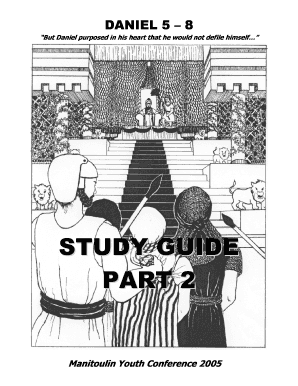 STUDY GUIDE PART 2 - Christadelphian Youth Conference