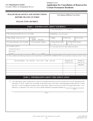 G-325a form - Editable, Fillable & Printable Online Templates to ...