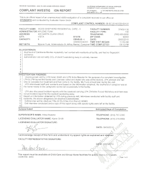Printable complaint letter for poor service of telephone forms and complaint investig altavistaventures Choice Image