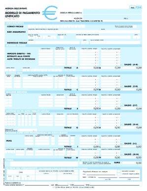Editabile pdf f24