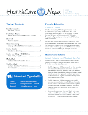 Fillable claim processing in healthcare - Download Budget