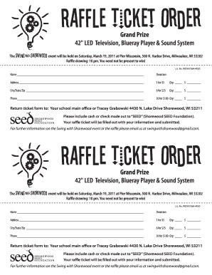 where to buy raffle tickets