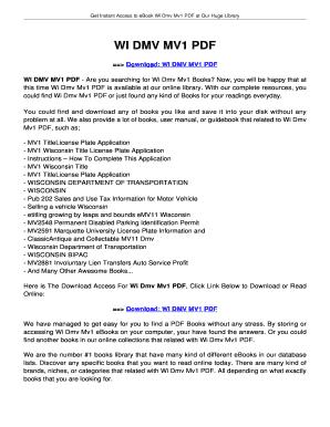 wisconsin dmv drivers test checklist