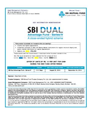 Fillable sbi kyc form download - Edit, Print & Download