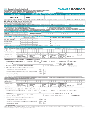 Printable karvy mutual fund - Edit, Fill Out & Download