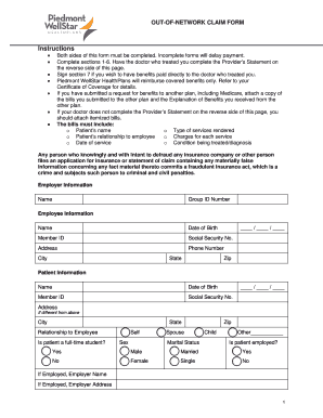 Editable form 16 statement of claim - Fill Out, Print