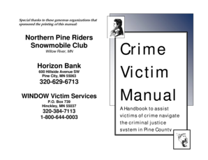 Fillable Online Responding to victims of identity crime: a