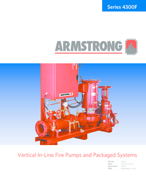 Fillable Online Vertical In-Line Fire Pumps and Packaged