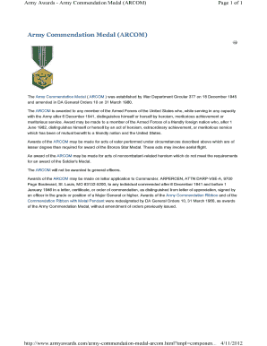 76620048 Army Da Form Proposed Citation Example on internal citation examples, army plaque citation examples, arcom citation examples,