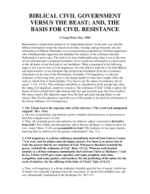 resistance to civil government pdf