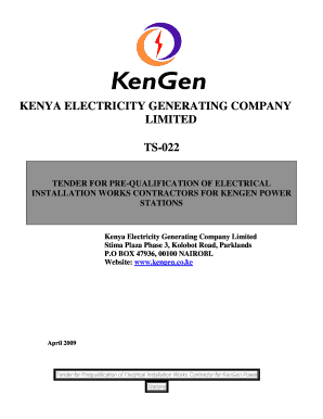 kengen attachment form