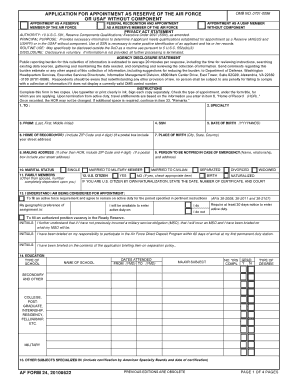 air force medical waiver denied - Edit, Fill Out, Print ...