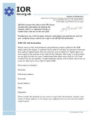 gift letter template uk to download in word pdf editable