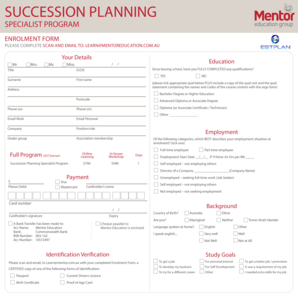 farm succession planning template - succession planning form templates fillable printable