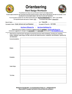 Coin Collecting Merit Badge Worksheet - Rringband