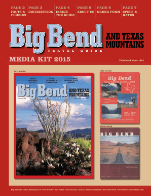 AND TEXAS - big bend and texas mountain travel guide