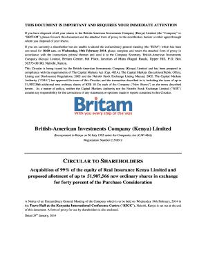 British american investments company kenya limited express forex notowania zloty