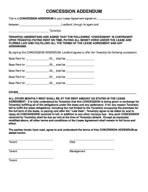 19 Printable Memorandum Of Lease Form Florida Templates