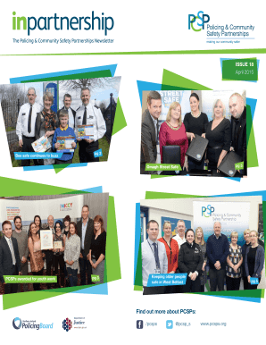 Inpartnership issue 18 web - Northern Ireland Policing Board