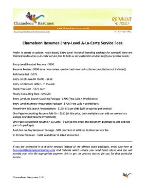 Fillable Resume Format For Admin Executive Edit Print Download