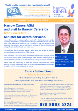 Newsletter 2 New - Carers Trust