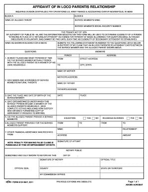 Fillable Online dfas DFAS Form 9124 Fax Email Print - PDFfiller
