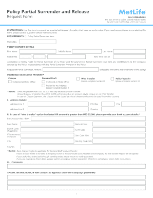 Editable partial release form Form Samples Online in PDF ...