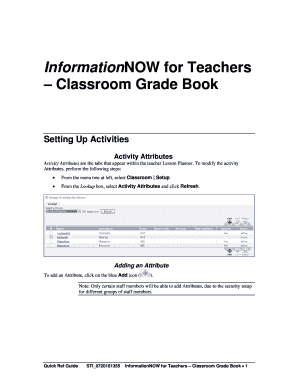 InformationNOW for Teachers - Classroom Grade Book.pdf - shelbyed k12 al