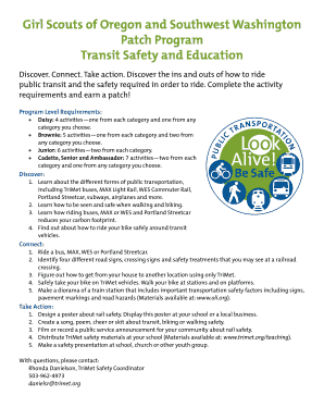 TriMet Safety A Five-Year Overview