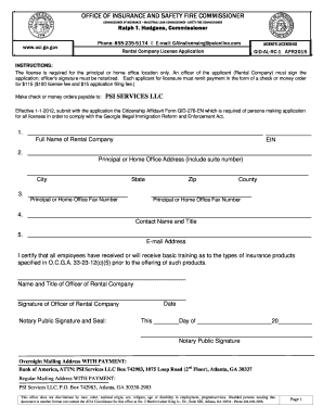 Company Profile Format Doc. Rental Company License Application  Company Profile Template Doc