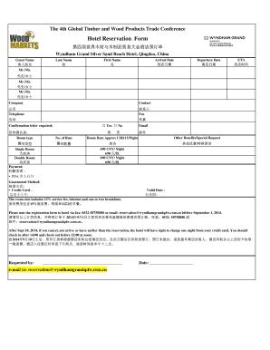 hotel reservation confirmation letter pdf
