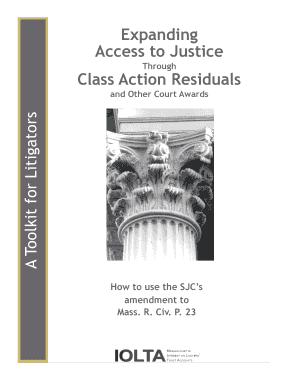 Non Judicial Settlement Agreement Massachusetts Edit
