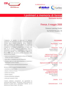 Fillable Online Informazione I Polimeri A Memoria Di Forma Informazione It Informazione Fax Email Print Pdffiller