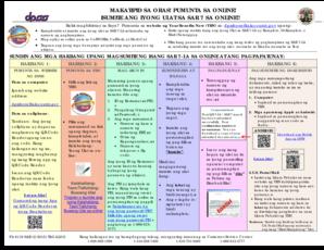 Fillable Online Ladpss Isumite Ang Iyong Ulat Sa Sar 7 Sa Online