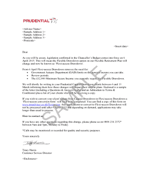 Fillable Sample Letter Informing Clients Of New Job Download