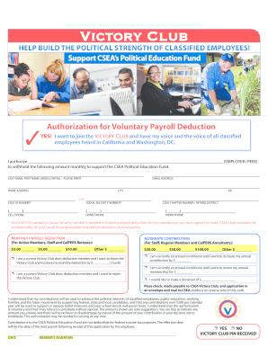 on 2011 Employer Authorization Card