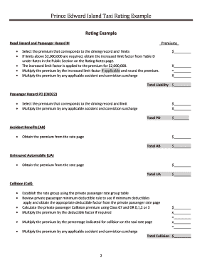 Editable example of accident report letter - Fill, Print & Download