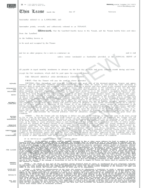 picture relating to Free Printable Blumberg Lease known as Blumberg Varieties - Fill On-line, Printable, Fillable, Blank