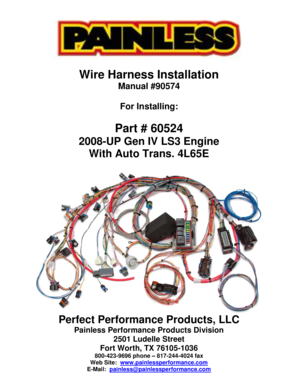 Fillable online midnight runners classic team buttar fax email wire harness installation part 60524 painless performance publicscrutiny Choice Image