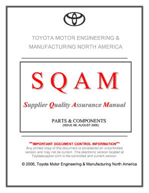 TOYOTA MOTOR ENGINEERING amp MANUFACTURING NORTH