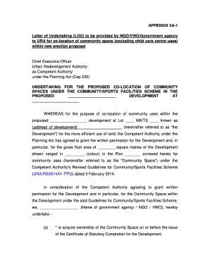 Undertaking letter fill online printable fillable blank pdffiller undertaking letter thecheapjerseys Gallery