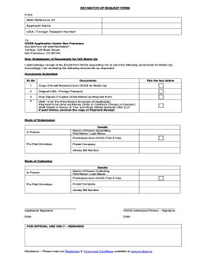 83849744 Oci Application Form Pdf on card sample, sample for minor part signature, form minor signature,