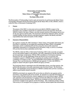 Fillable memorandum of understanding format for business edit memorandum of understanding maine spiritdancerdesigns Image collections