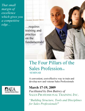 Brochure TEMPLATE AEA sales trainingMAR09 -For Websitedoc