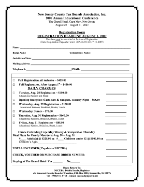 njtacb Fillable Online njactb New Jersey County Tax Boards Association Inc ...