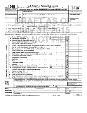 Less depreciation reported on Form 1125-A and elsewhere on