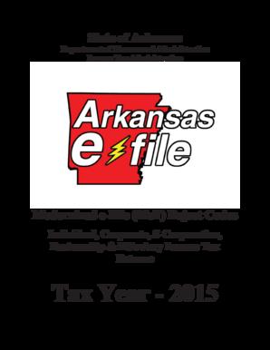 Fillable Online dfa arkansas State of Arkansas Department of ...